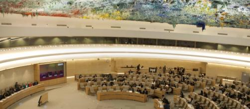 Geneva United Nation human rights council - Photo: Siavosh Hosseini