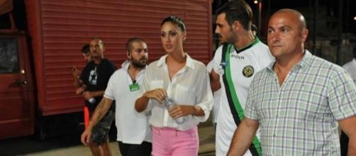 GF Vip, Francesco Monte perde le staffe contro Cecilia Rodriguez