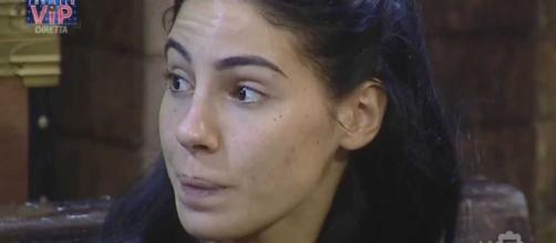 Giulia De Lellis delusa da Andrea