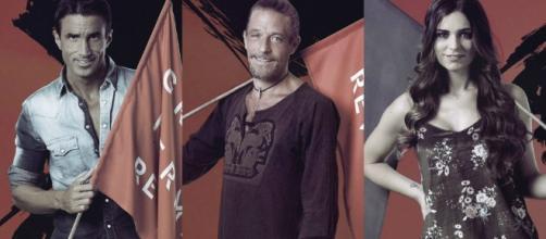 Hugo, Maico y Laura son los nominados.
