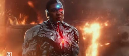Justice League – Victor Stone aka Cyborg [Image via Warner Bros. UK/YouTube]