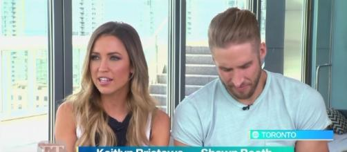 Kaitlyn Bristowe is heading her way to the Broadway. (Image credit: ET Canada/YouTube screencap)