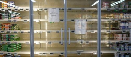 Le beurre commence à manquer dans les rayons des supermarchés #PénurieDeBeurre