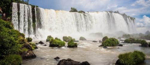 Le cascate dell'Iguazù, Sud America; Pixabay