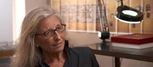 Living legend Annie Leibovitz has learned much in life, and taught lessons with her lens. CBS This Morning screencap/YouTube