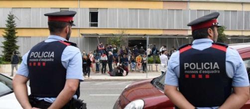 """Los jueces investigan la """"inacción"""" de los Mossos para frenar el ... - rtve.es"""