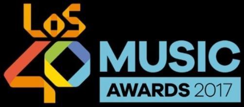 LOS40 Music Awards 10 de Noviembre de 2017