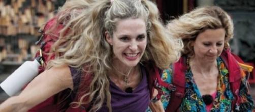Pechino Express: Jill Cooper e Antonella Elia hanno vinto l'ottava tappa