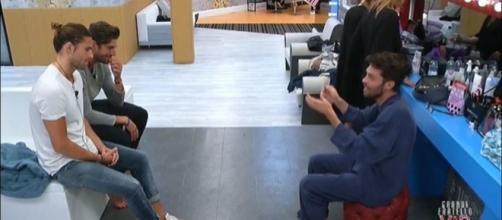 Raffaello Tonon al Grande Fratello VIP contro Giulia De Lellis- tvnews24.it