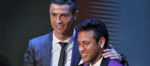 Real Madrid : Cristiano Ronaldo jauge Neymar !