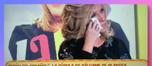 #Sálvame Diario: #Lydia Lizano y #Terelu Campos en el punto de mira de la cúpula