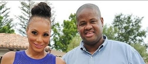 Tamar Braxton and Vincent Herbert are divorcing [Image: Real-Cool News/YouTube screenshot]