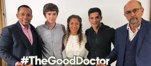 'The Good Doctor' now the most watched TV in the US. [Image via TheGoodDoctorABC/Facebook]