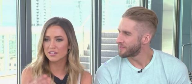 'Bachelorette' stars Kaitlyn Bristowe and Shawn Booth share updates on their lives - Image via YouTube screenshot