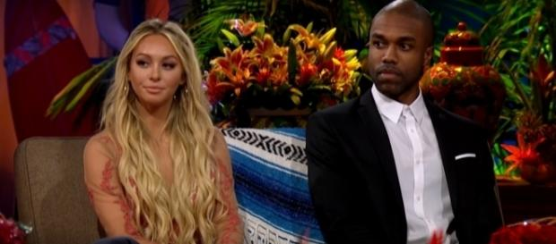 Corinne Olympios talks about her close friendship with DeMario Jackson. (Image Credit: Anna Marie/YouTube)