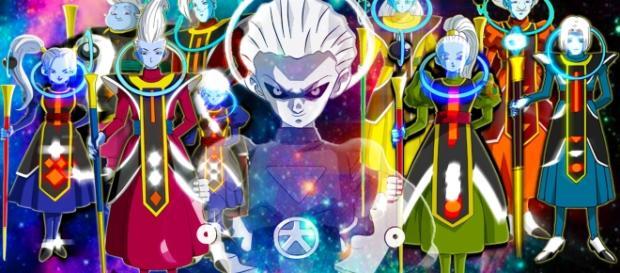 Daishinkan es uno de los guerreros más poderosos de DB