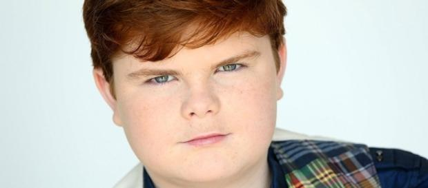Grayson Kilpatrick is a young actor who has appeared on both stage and screen. (Image via Kenneth Dolin, used with permission.)