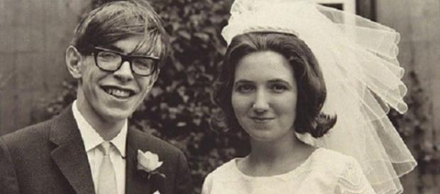 Jane e Stephen Hawking foram casados entre 1965-1995.