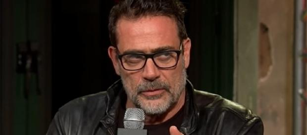 "Jeffrey Dean Morgan currently stars in AMC's ""The Walking Dead"" as Negan. (AOL Build/YouTube)"