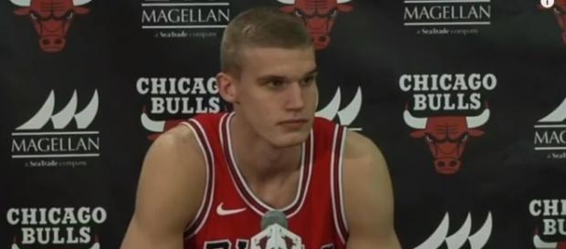 Markkanen talks to the Chicago media - image - NBA Network/Youtube