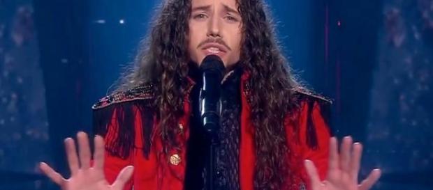 Michal Szpak, cantante che ha rapppresentato la Polonia all'Eurovision Song Contest 2016