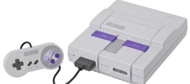 Super Nintendo system/Wikipedia.