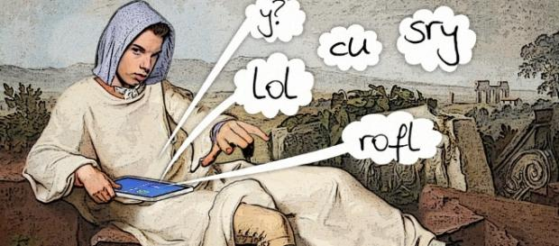 """Von lol bis cu"""": Wie die neuen Medien die Jugendsprache verändern ... - br.de"""