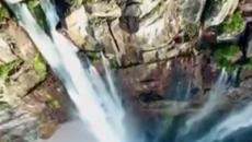 4 of the highest waterfalls in the world