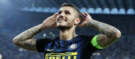 Icardi si dice pronto a restare all'Inter a vita