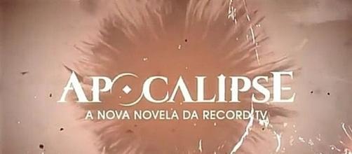 Apocalipse, a nova novela da Record TV estreia em breve, garante emissora