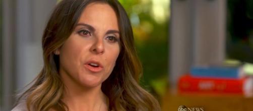 Atriz comenta os podres dos bastidores da Televisa (Foto: Captura de vídeo)