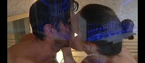 Bacio tra Cecilia e Ignazio al Gf Vip 2