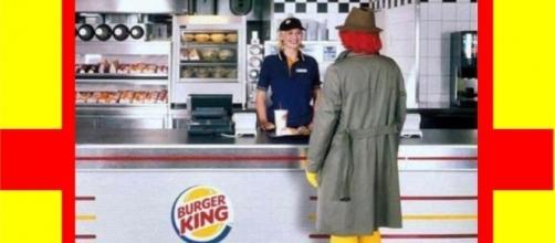 Burger King quer premiar seus clientes mais corajosos, pois é preciso se fantasiar de palhaço