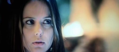 Dana na novela (Foto: Reprodução/RecordTV)
