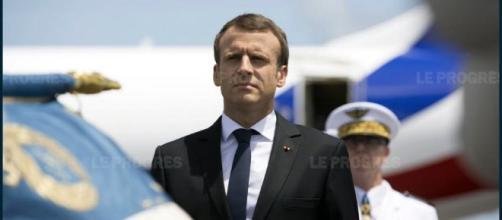 France/Monde | Guyane : Macron affirme que les engagements seront ... - leprogres.fr