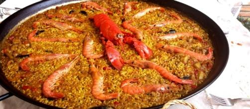 Free photo: Paella, Lobster, Rice - Free Image on Pixabay