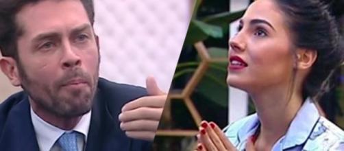 Gfvip 2: Raffaello Tonon frasi choc su Giulia De Lellis