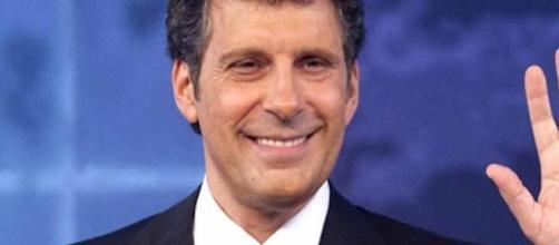 Il presentatore Fabrizio Frizzi al centro delle ultime news