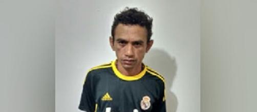 João Tiago de Souza, acusado de estuprar a própria filha no Maranhão
