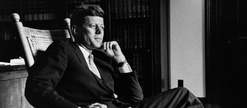 John F. Kennedy served as the 35th president of the US in office from January 20, 1961 – November 22, 1963. [Credit: Tullio Saba/Flickr]