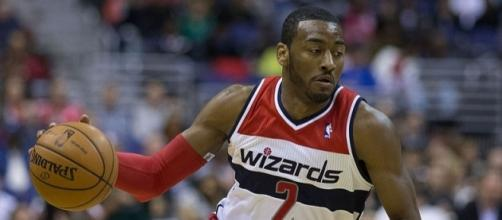 John Wall of the Washington Wizards (Image Credit: Keith Allison/Flickr)