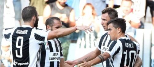 Juventus, novità di formazione contro il Milan