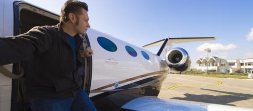 Le foto con i jet privati sono l'ultima moda su Instagram
