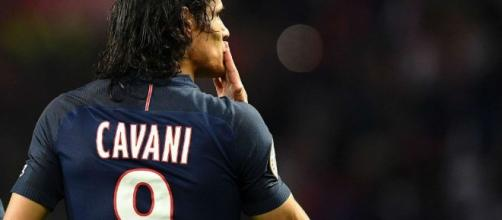 Le Real Madrid aurait aimé signer Edinson Cavani - Transfert Foot Mercato - les-transferts.com