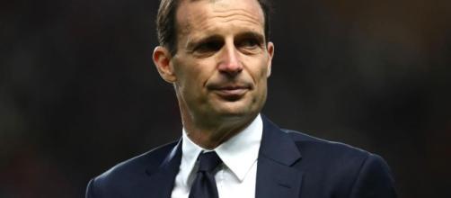 Massimiliano Allegri, mister della Juventus