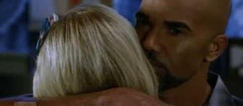 """Shemar Moore reprised his """"Criminal Minds"""" role as Derek Morgan in this week's episode before taking the lead on """"S.W.A.T."""" Screencap tvtymes/YT"""
