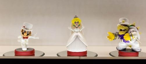 'Super Mario Odyssey' launches with 3 new Amiibos. [Image via Marco Verch/Wikimedia]