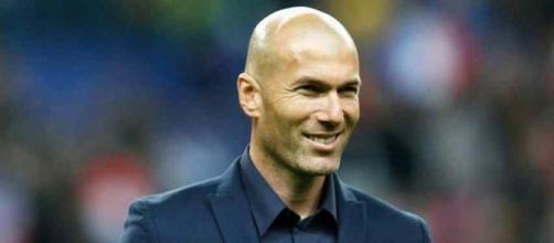 Zinedine Zidane continua com razões para sorrir