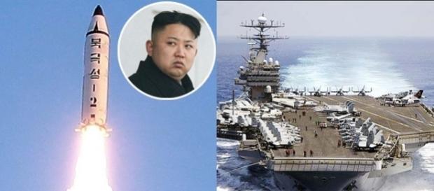 Coreea de Nord anunță un test nuclear deasupra Pacificului - Foto: colaj Creative Commons