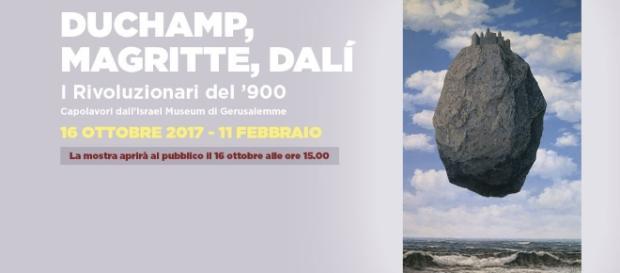 "Duchamp, Magritte, Dalì"": i rivoluzionari del '900 a Palazzo Albergati - artspecialday.com"